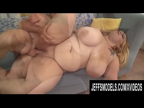 Jeffs Models - Chunky Blonde Babes Getting Stretched Compilation