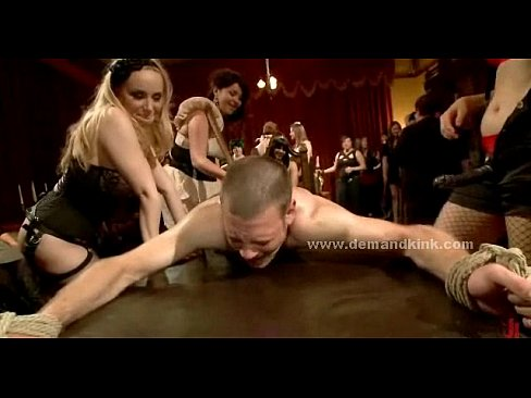 The malesub acts bisexual forced Femdom congratulate