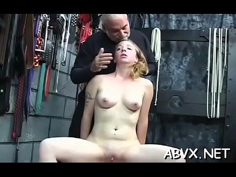 Forced smoking mistress