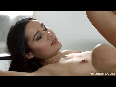 Sensual Teen Sex On The Couch - in 4K