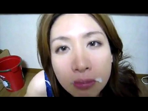 free japanese amateur cum swallowing videos