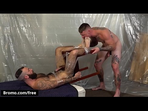Bromo - Dane Stewart with Stephen Harte at The Fuck Room Part 4 Scene 1 - Trailer preview
