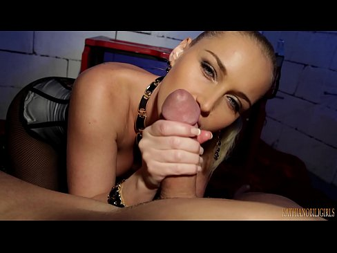 Blowed and cum eaten by your MISTRESS! You're mine slave now!