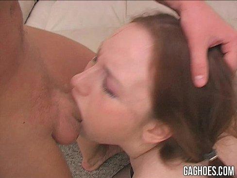 Young porn face cum