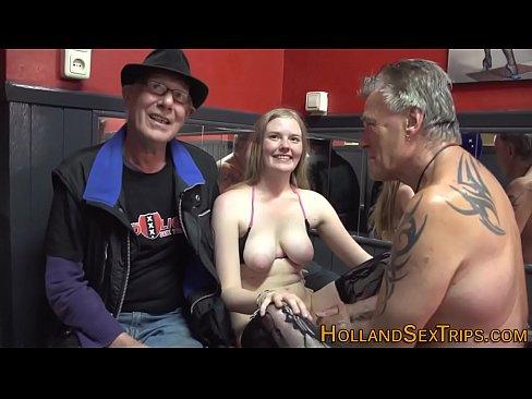 Dutch prostitute fucked