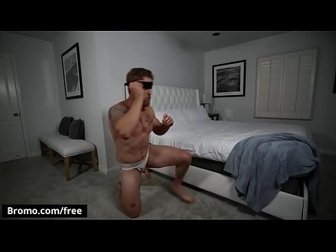 Justin Matthews fucks Shawn Reeve's tight ass raw - BROMO