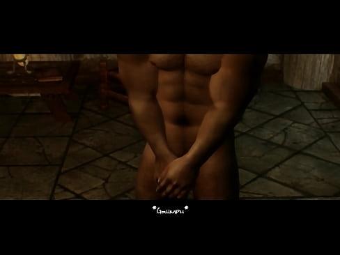 [Skyrim] Orik and the strange machine