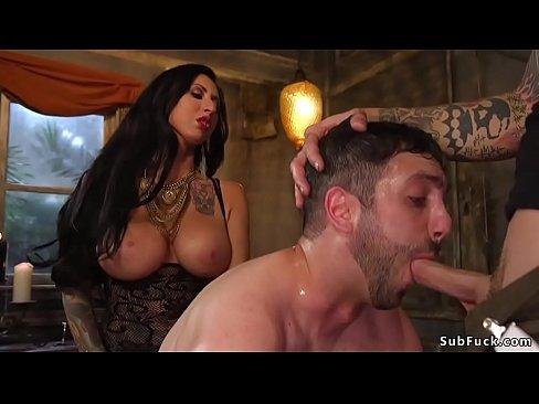 Alt mistress and master gangbang guy
