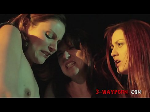 3-Way Porn - Three Hot Babes Meet To Fuck
