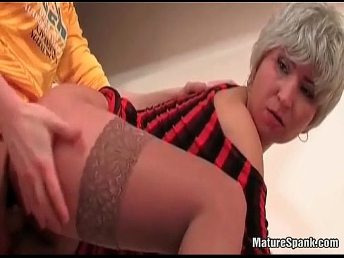 Hot mature slut got fucked