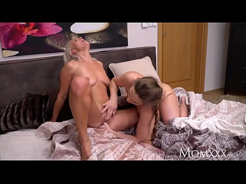 MOM Hot European MILFs Kathy Anderson and Nicole Pearl multiple orgasms