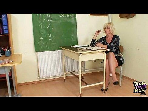 Milf Teacher After School