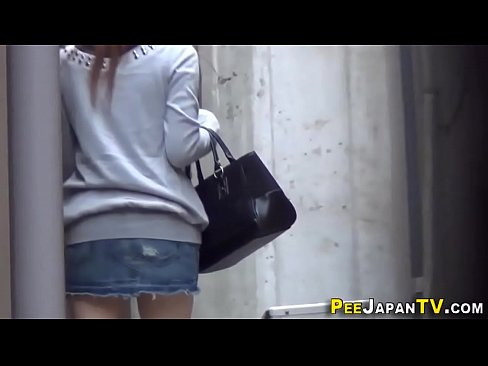 Asians spied gushing piss