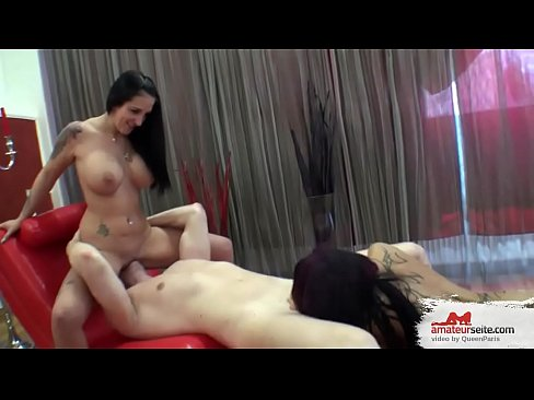 Perverse Hardcore Action mit Nicky Sweetheart
