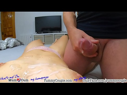 Mum REALLY LOVES Cum - That's me! - YummyCouple.com