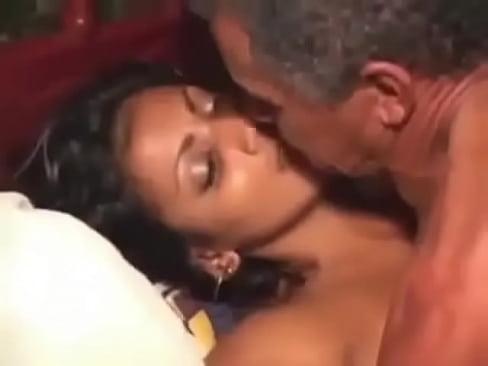72 Year Old Grandpa is Fucking a Stunning 23 Year Old slut