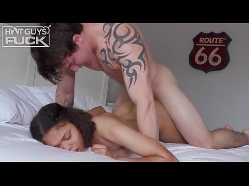 WOW!! What an amazing couple. Interracial Fuck
