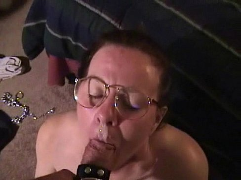 Mature Takes Huge Black Cock