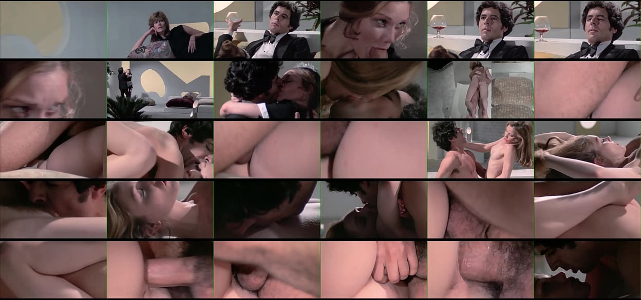 Constance Money is Humiliated by Her Boss While Sucking His Cock but Shuts Him Up by Fucking Him Like Hell 预览图