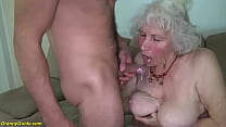 ugly 91 years old grandma fucked by toyboy
