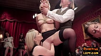 Download video bokep Bondage sluts assfucked and fisted in this kink... 3gp terbaru