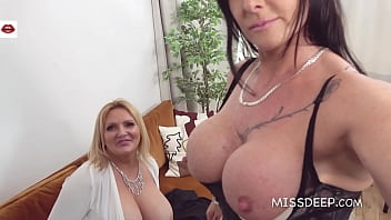 Lesbians need a penis once in a while: Julia Exklusiv & Krizzi - MISSDEEP.com