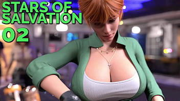 Streaming Video STARS OF SALVATION #02 - That's what I call a busty redhead! - XLXX.video