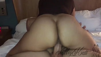 Fucking A Guy We Met At A Bar -He Cums In My Pussy (Classic AlleyKatt)