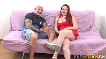 They LOVE fucking!! Broad redhead and her older boyfriend