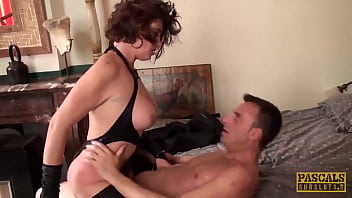 PASCALSSUBSLUTS - British Lady Lizzy Lovers Anal Fucked Hard