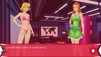 Totally Spies Paprika Trainer Part 12
