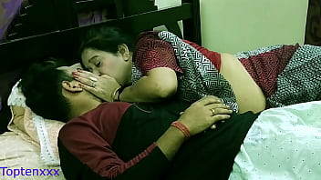 Indian Bengali Milf Stepmom Teaching Her Stepson How To Sex With Girlfriend!! With Clear Dirty Audio