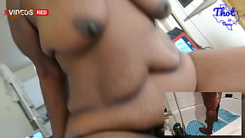 Thot in Texas - Big booty Fuck Down African American Big Black Butt 17分钟