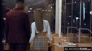 Blackedraw Apolonia Shares Her Man's Huge Bbc With Stefany