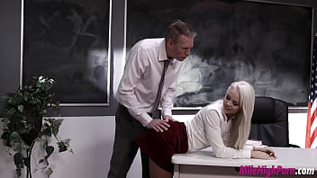 Elsa Jean In Student Bodies Ready To Fuck