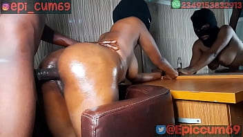 slutty horny roomate likes watching her reflection while getting hardcore banged moaning and shaky shaky