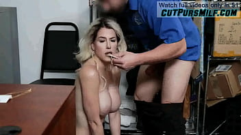 American milf enjoys the thick cock in pussy and mouth - Kit Mercer