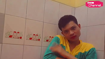 [Hansel Thio Channel] I Will Be Your Talent Vixen - I Napped After Massage And Spa In Relaxation Bathroom Part 1