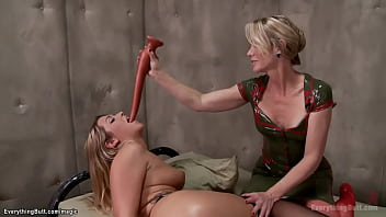 Anal Recruit Ass Trained By MILF