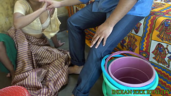 sir fuck me I am only selling buckets | hindi dirty talks | INDIAN XXX REALITY 14 min
