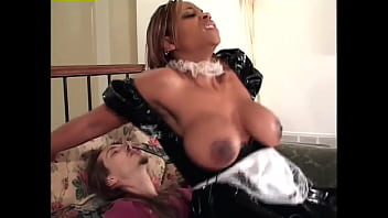 Black Maids #2 - The best housework is the kind that leaves a wet spot