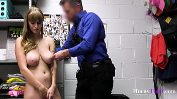 Curvy Whore Caught Stealing And Blackmailed- Angel Youngs