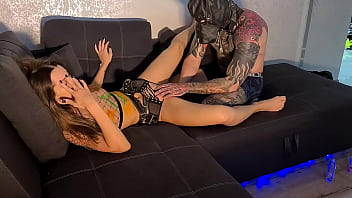 Streaming Video Masked Fucked Licking My Close Friend's Pussy And Making It To Strong Orgasm - XLXX.video