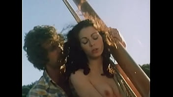 Annette Haven Fucks Her Fiance Hot on a Romantic Boat Ride