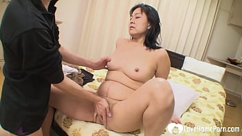 MILF Gets A Creampie After Hard Shafting