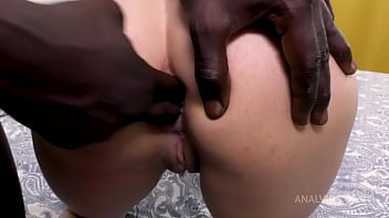 Regina Moonshine has fun with a black guy for the first time (dry version) GS016