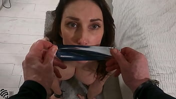 Amateur Submissive Wife in a Hardcore Pussy Fuck with BDSM 16 min