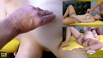 Young Latina Does Her First Anal Ever in POV Casting