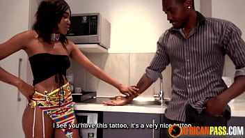 Real Africans Fucking After First Date