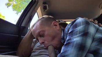 """I was in Atlanta Georgia sucking cock and went to a gay bar and ended up sucking this 9"""" Redneck cock off in my car and he fed me good! PLEASE COMMENT AND LEAVE MESSAGE ME! It was his birthday and I'm the one that got the gift!"""